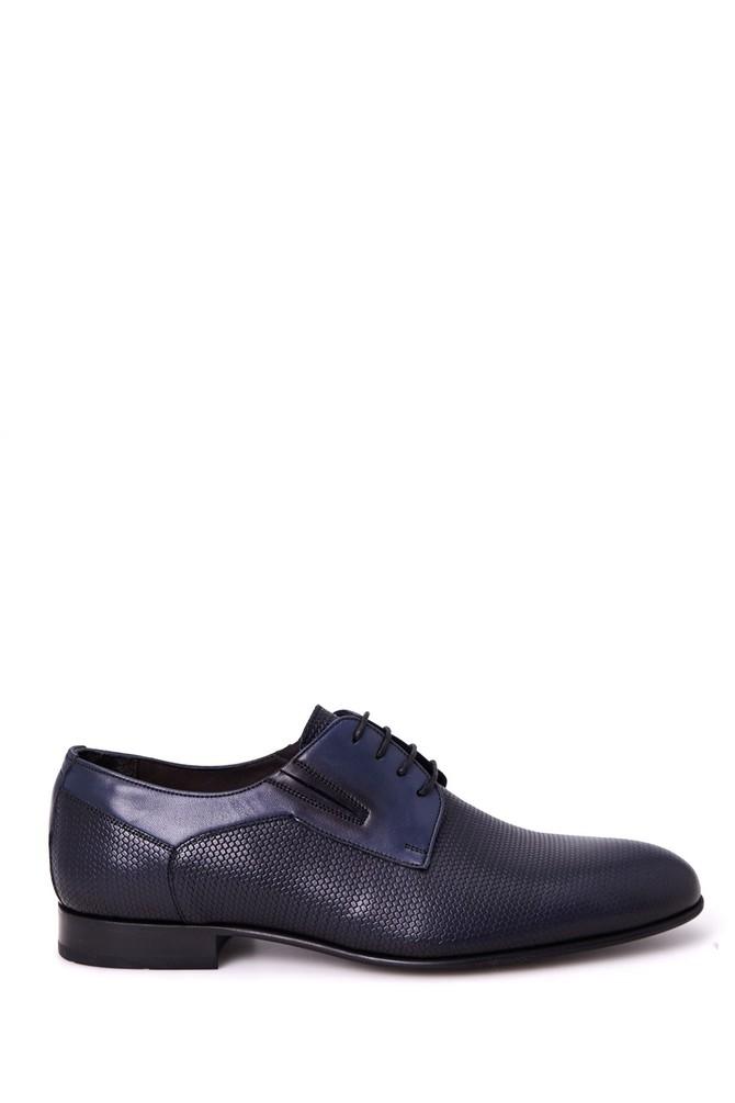 Lacivert Erkek Klasik Ayakkabı 5638008154