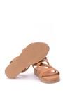 5638017577 Kadın Mantar Tabanlı Sandalet