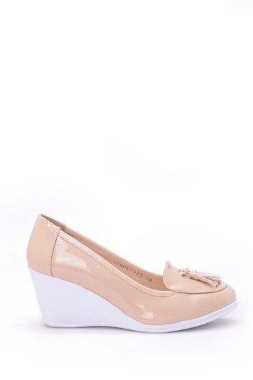 5638026649 Kadın Dolgu Topuklu Ayakkabı