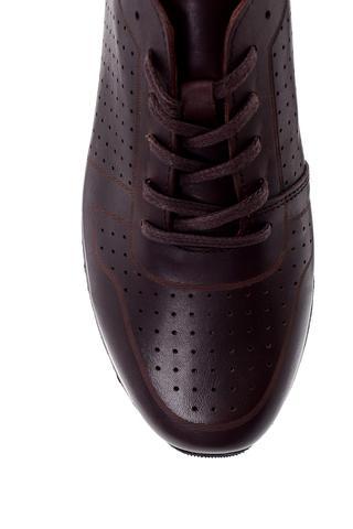 Erkek Delikli Sneaker
