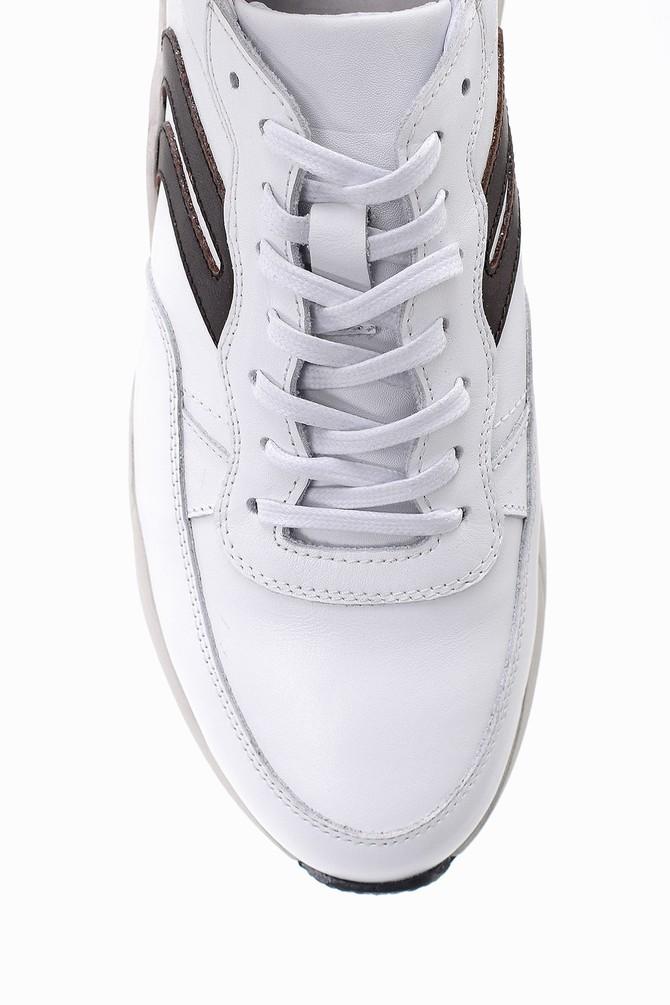 5638029819 Erkek Deri Sneaker
