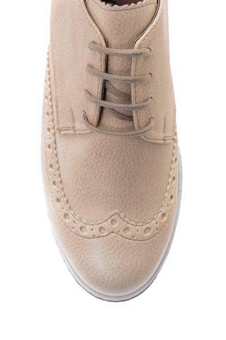Kadın Bağcıklı Ayakkabı