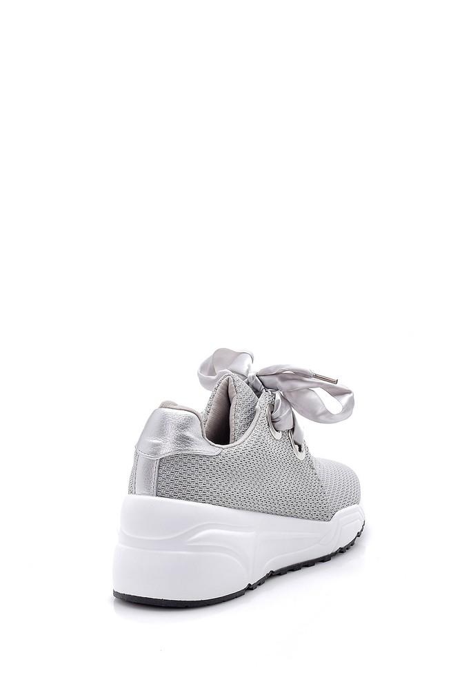 5638004803 Kadın Bağcık Detaylı Sneaker