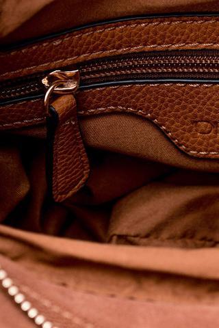 Kadın Süet Detaylı Çanta