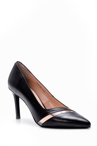 Kadın Şeffaf Detaylı Stiletto