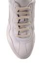 5638051518 Kadın Yüksek Tabanlı Deri Sneaker
