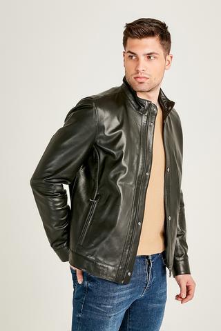 Fabian Erkek Deri Ceket