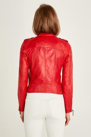 Sugar Kadın Deri Ceket