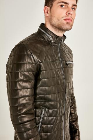 Falcao Erkek Deri Ceket