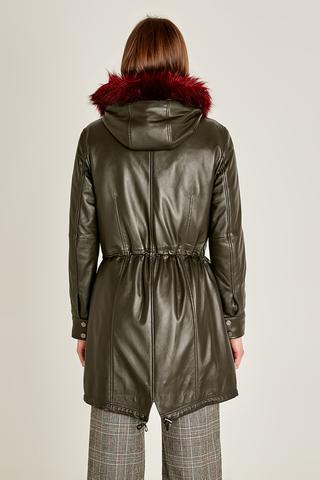 Annamaria Kadın Deri Ceket