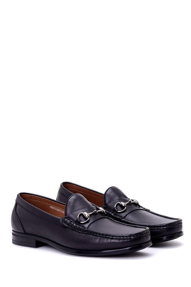 5638030348 Erkek Toka Detaylı Ayakkabı