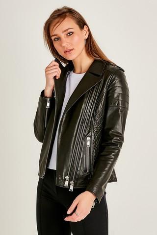 Gigi Kadın Deri Ceket