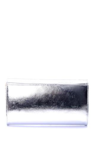 Kadın Gümüş Portföy Çanta