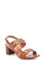 5638002271 Kadın Zımba Detaylı Topuklu Ayakkabı