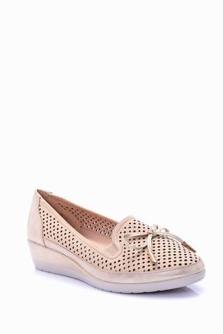 Kadın Dolgu Tabanlı Ayakkabı