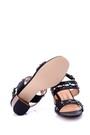 5638002273 Kadın Zımba Detaylı Topuklu Ayakkabı
