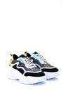 5638062021 Kadın Yüksek Tabanlı Sneaker