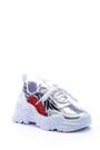 5638060901 Kadın Gümüş Detaylı Sneaker