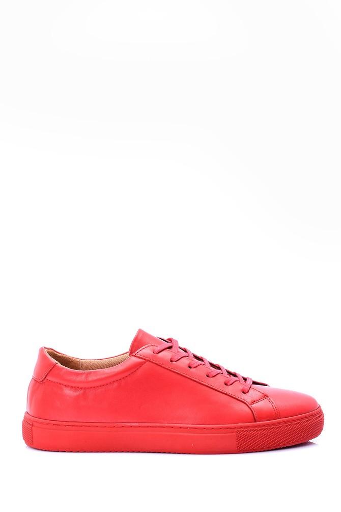 5638009028 Erkek Deri Sneaker