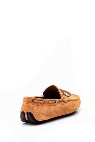 Erkek Süet Loafer