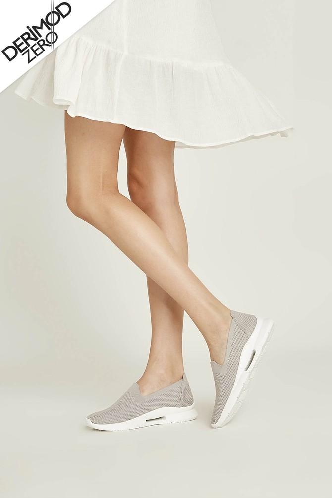 5638033578 Kadın Örme Ayakkabı