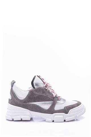 Kadın Süet Sneaker