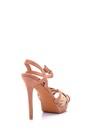 5638019886 Kadın Süet Topuklu Ayakkabı