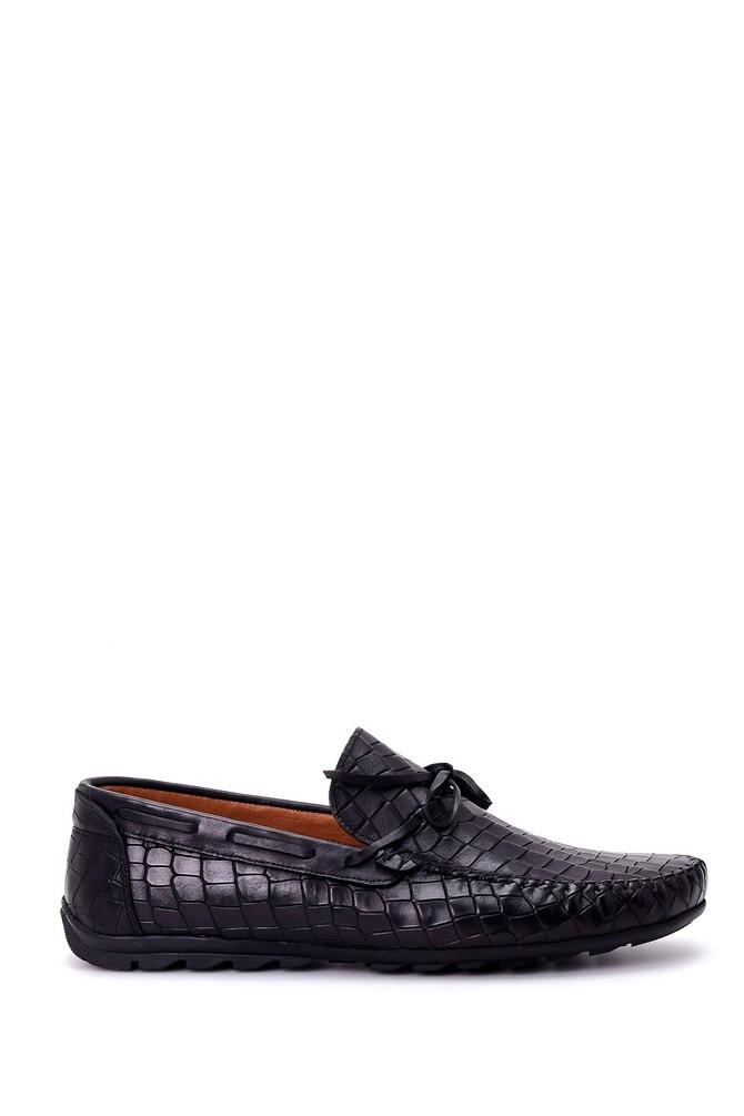 Siyah Erkek Klasik Loafer 5638019308