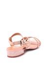 5638003710 Kadın Topuk Detaylı Sandalet