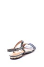 5638003685 Kadın Taş Detaylı Sandalet