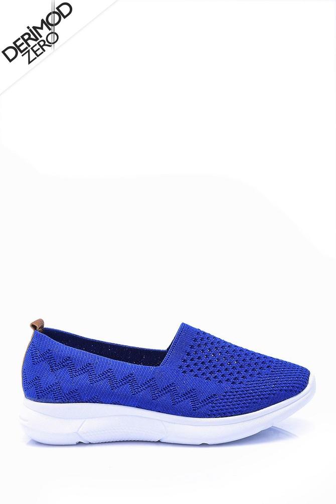 5638066542 Kadın Örme Ayakkabı