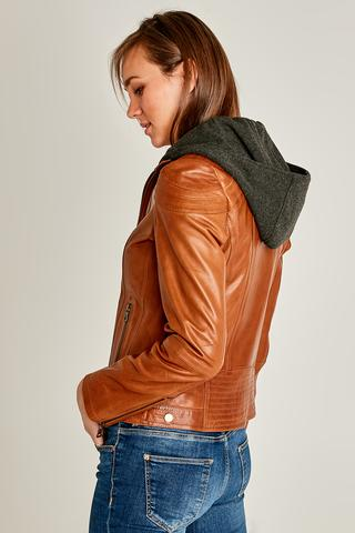 Soho Kadın Deri Ceket
