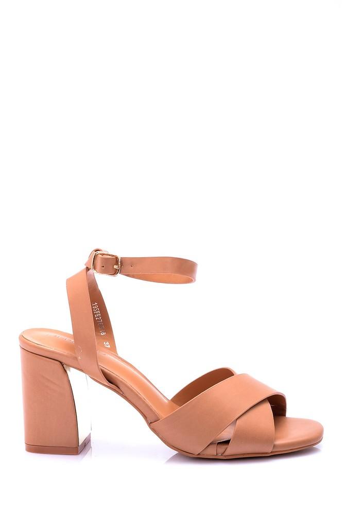 5638003928 Kadın Topuklu Ayakkabı