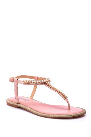 Kadın İncili Sandalet