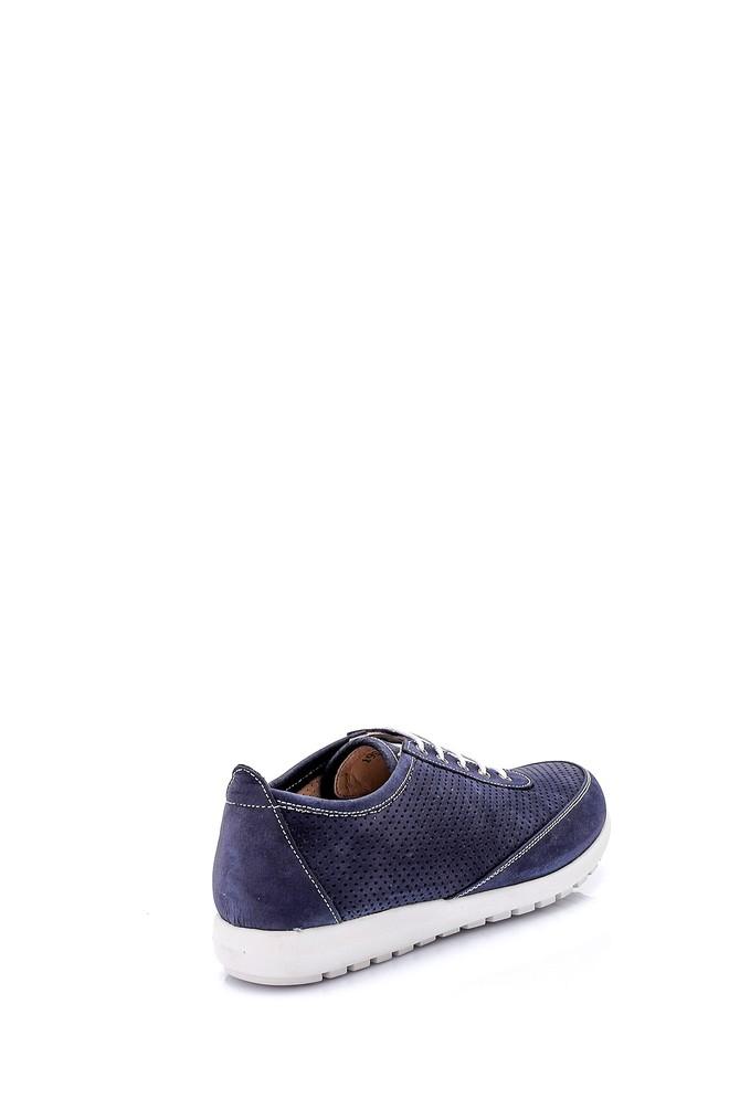 5638021850 Kadın Deri Bağcıklı Ayakkabı