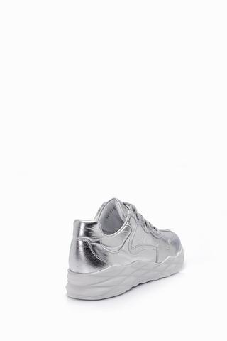 Kadın Deri Sneaker