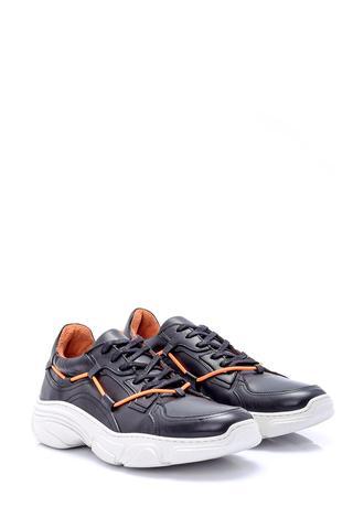 Erkek İp Detaylı Sneaker