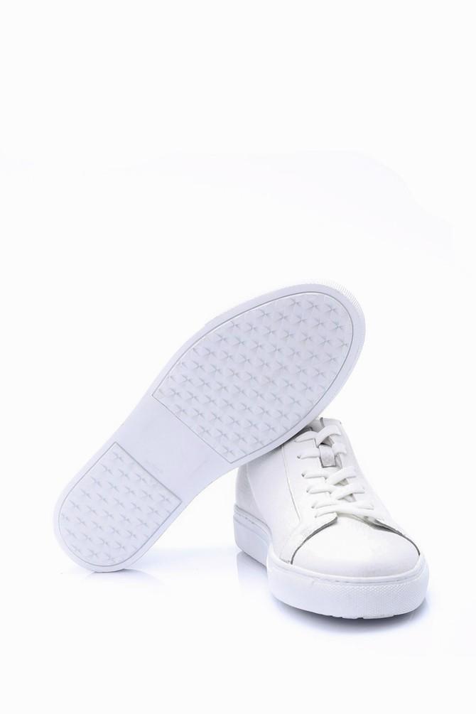 5638030603 Erkek Deri Sneaker