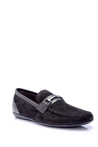 Erkek Süet Toka Detaylı Ayakkabı