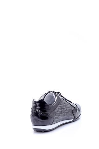 Erkek Kroko Desenli Ayakkabı