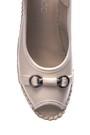 5638065767 Kadın Dolgu Topuklu Espadril Ayakkabı