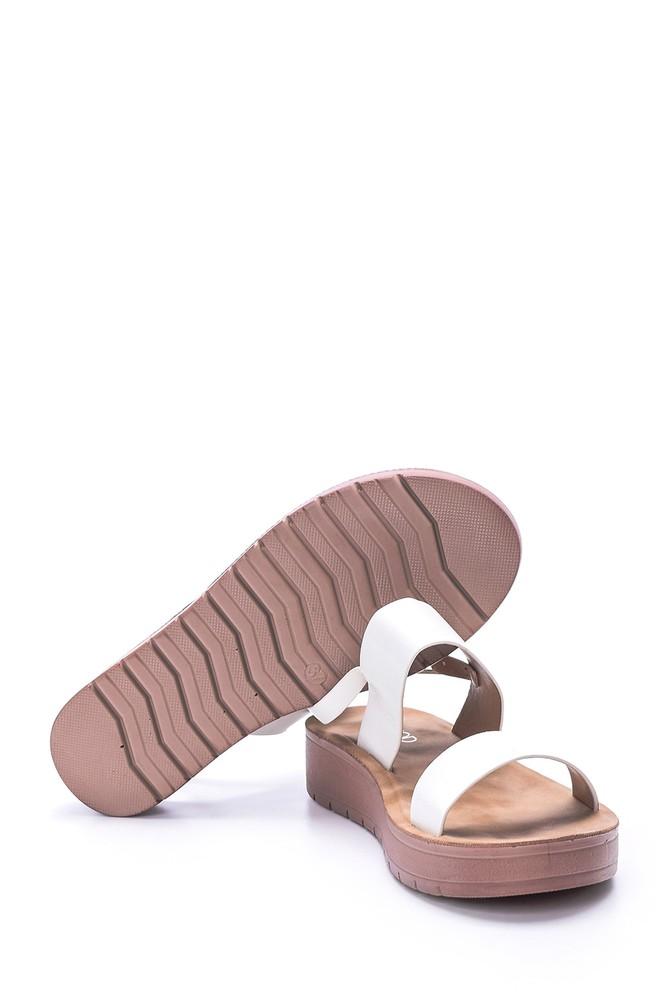 5638003749 Kadın Düz Sandalet
