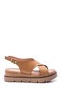 5638003837 Kadın Dolgu Tabanlı Sandalet