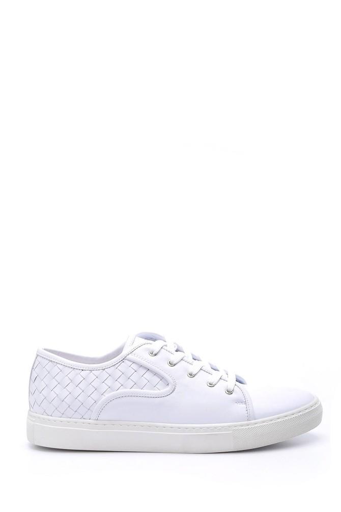 Beyaz Erkek Ayakkabı 5638028693
