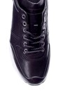 5638050786 Erkek Deri Sneaker