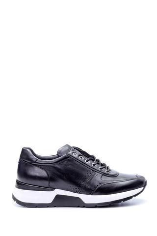 Erkek Deri Sneaker