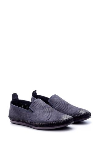 Erkek Dikiş Detaylı Ayakkabı