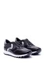5638065624 Kadın Gümüş Detaylı Sneaker