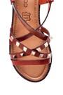 5638061883 Kadın Zımba Detaylı Sandalet