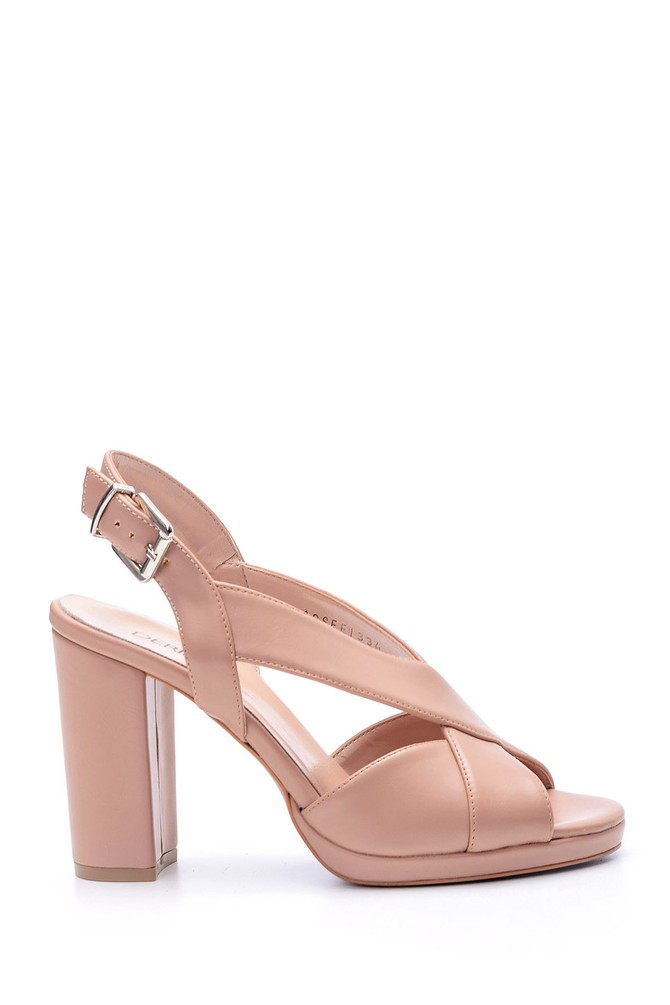 5638039459 Kadın Topuklu Ayakkabı